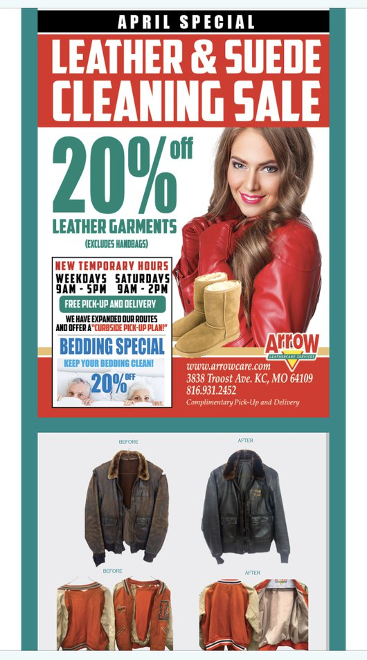 Current 20% off Arrow coupon valid right now