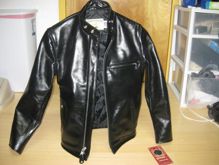 Schott 641 HH jacket