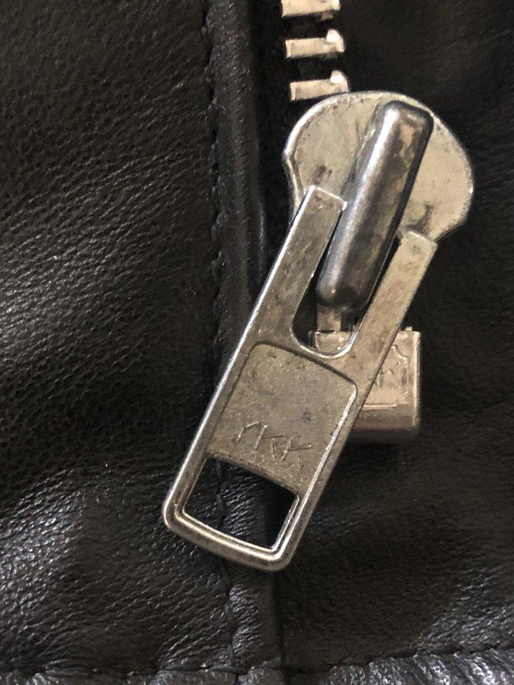 Photo of YKK main zipper