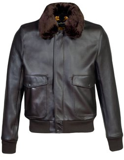 f3c87eb6e Leather Jackets for Men - Schott NYC