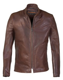 Men's Leather Jackets - Schott NYC