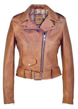 525W - Women's Leather Jacket