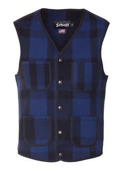 Wool Coats for Men - Schott NYC