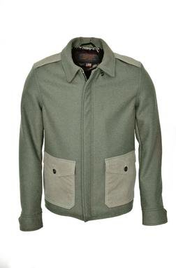 785 - 24 Oz. Wool Military Jacket