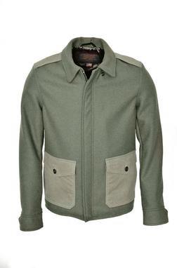 785 - 24 Oz. Wool Military Jacket