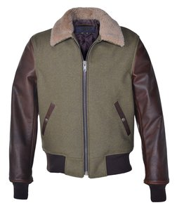 Style 793 color olive front view