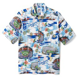 9e8e7de04 REYN SPOONER CHICAGO CUBS CLASSIC FIT BUTTON FRONT SHIRT. $86.00. NEW Reyn  Spooner. Style B2809 Multicolor Front View