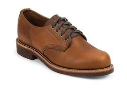 "M78TR - Chippewa 4"" Tan Renegade Oxford Shoe (Tan)"