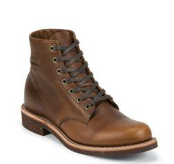 "M26TR - Chippewa 6"" Tan Renegade Service Boot (Tan)"