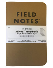 Style FN04M Field Notes