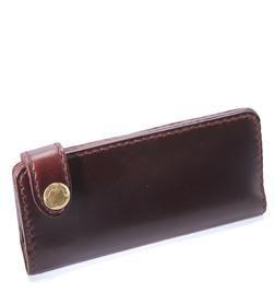 H9 - Horween Horsehide Long Wallet (Cordovan)