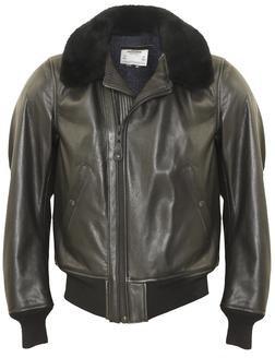 P215 - B-15 Leather Flight Jacket