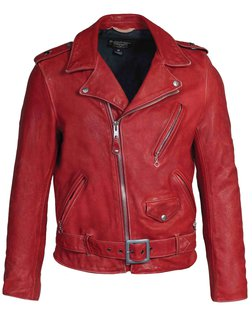 Style P614 Red Front View