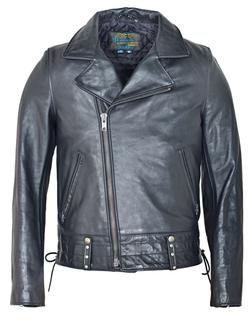 "P6421 - Chips ""California Highway Patrol"" Leather Jacket"