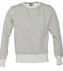 Style PF01 Heather Grey Front View