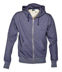 PF03 - Zip Front Sweatshirt