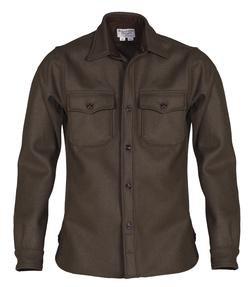 SHP781 - Men's CPO Wool Shirt