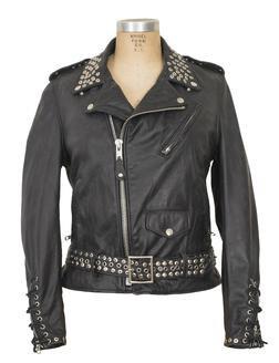 STUDW - Women's Studded Motorcycle Jacket