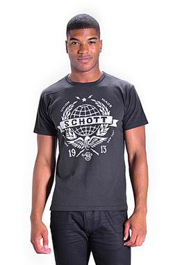 TWRLD1 - Heavy Weight Cotton Tee Made in USA