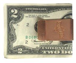 A700 - Schott Brothers Money Clip (Copper)