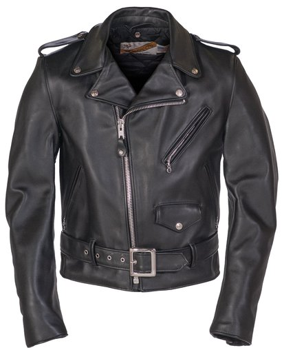 28928548 Classic Schott Perfecto Motorcycle Leather Jacket