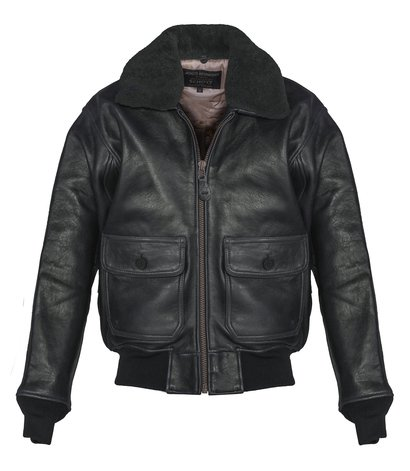 G-1 Leather Flight Jacket - Leather Jacket