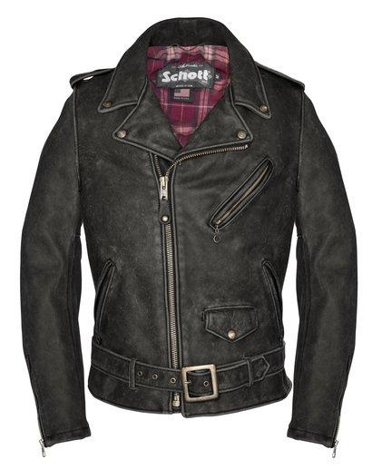 9b6cc730451eb Cowhide Leather Motorcycle Jacket